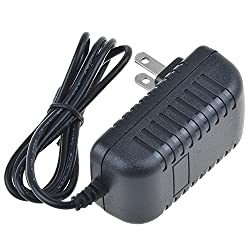 SLLEA AC/DC Adapter for iHome iP42 iP43 iP44 Alarm Clock Radio Power Supply Cord Cable PS Charger
