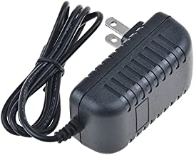 SLLEA AC/DC Adapter for HOMEDICS BKP-200A BKP-200 10 Motor Back Massager Power Supply Cord