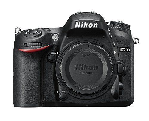 Nikon D7200 - Cámara digital (Reacondicionado)