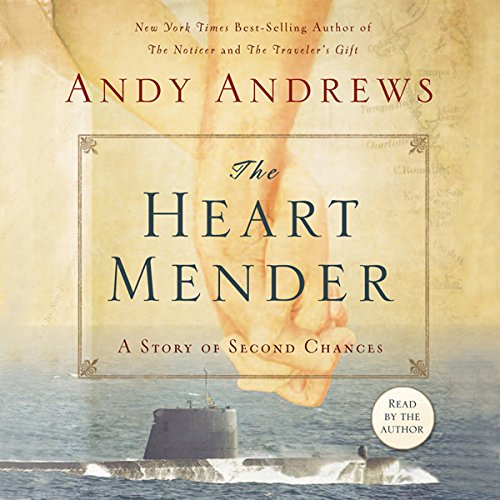 The Heart Mender audiobook cover art