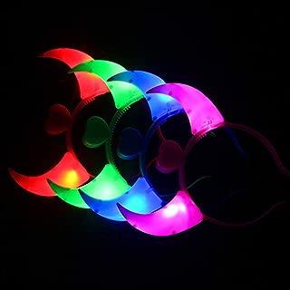 neon horns