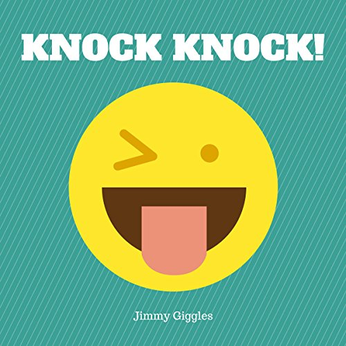 Knock Knock! audiobook cover art