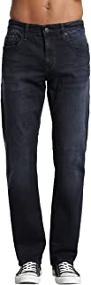 Mavi Men's Matt Relaxed Straight Leg