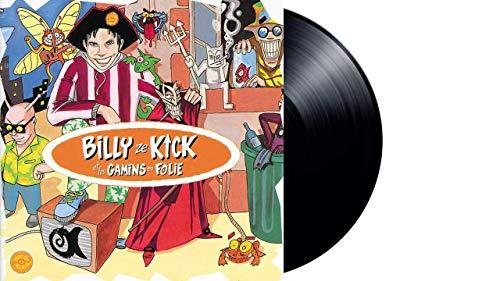 Billy Ze Kick et les Gamins en Folie [Vinilo]