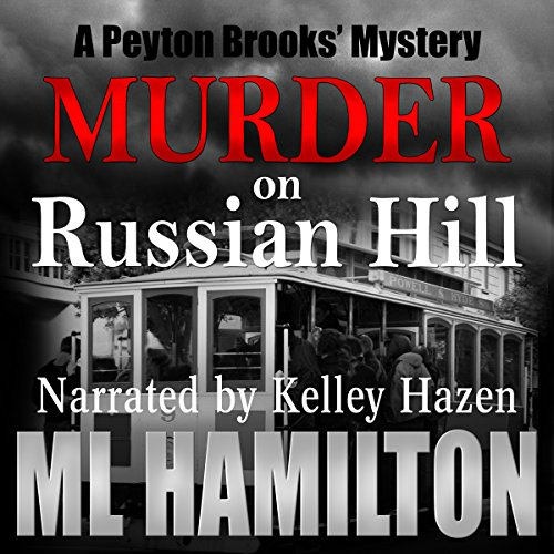 Murder on Russian Hill cover art