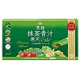 KOWA 黒糖青汁抹茶寒天ジュレ 15g×30本