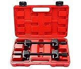 Compresor de muelles de bobina para amortiguadores MacPherson