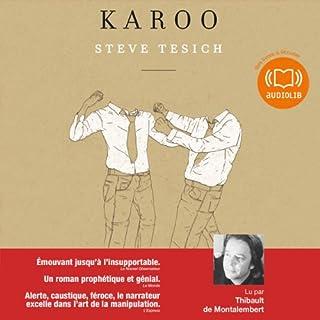 Karoo                   De :                                                                                                                                 Steve Tesich                               Lu par :                                                                                                                                 Thibault de Montalembert                      Durée : 16 h et 19 min     18 notations     Global 4,1