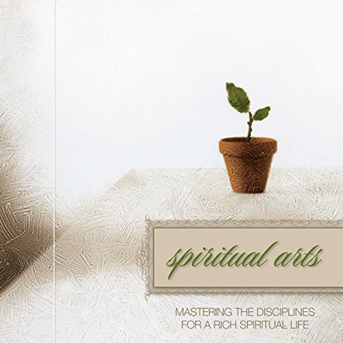 Spiritual Arts audiobook cover art