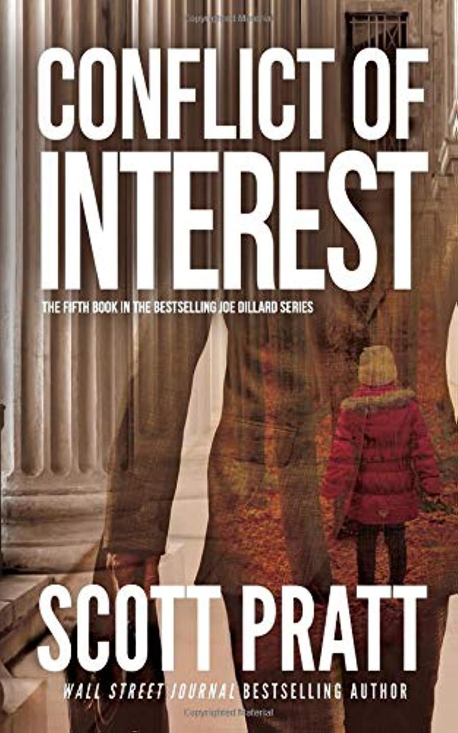 天気放映不測の事態Conflict of Interest (Joe Dillard Series)