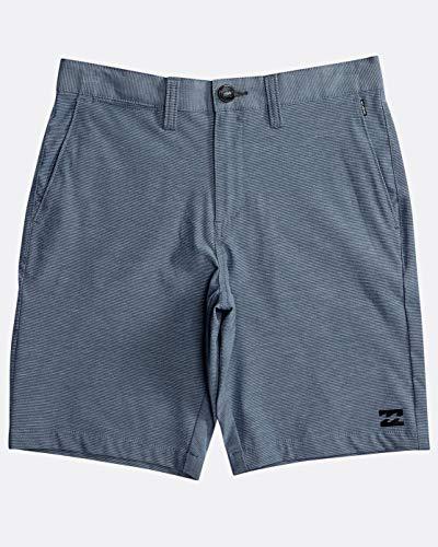BILLABONG Jungen Crossfire X Shorts, Blue, 12