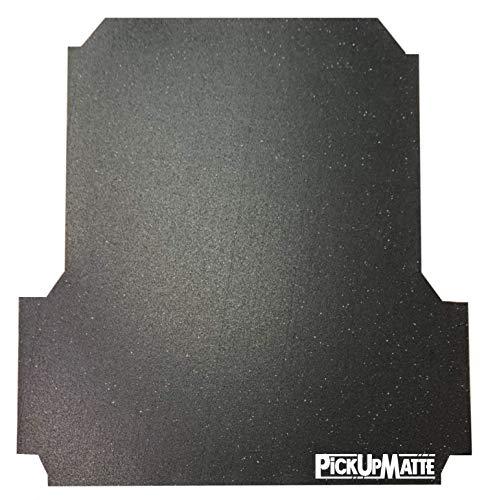 PICKUPMATTE - Antirutschmatte kompatibel mit/geeignet für Ford Ranger Raptor / WILDTRAK / XL / XLT / Limited / Sondermodell Thunder - Doppelkabine mit Laderaumwanne ab Baujahr Mai 2019