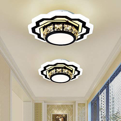 Dr.Sprayer Candelabro Lámpara Puerta de Enlace Individual Pasillo de Techo Individual Balcón Aisle House LED Lámpara de luz