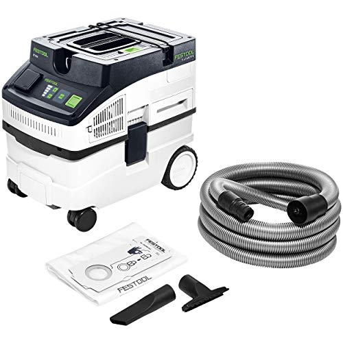 Festool CLEANTEC CT 15 E Dust Extractor