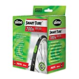 Slime 30062 Cámara Interior de Bicicleta con Sellante de Pinchazos Slime, Sellado Autónomo, Prevenir y Reparar, Válvula Presta, 28/32 - 622 mm (700x28/32c)