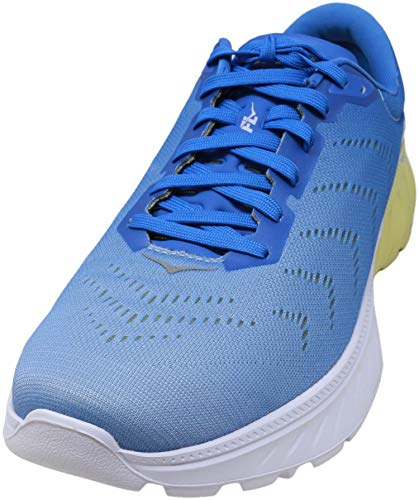 HOKA ONE ONE Women's Mach 2 Running Shoes (Palace Blue/Lime...