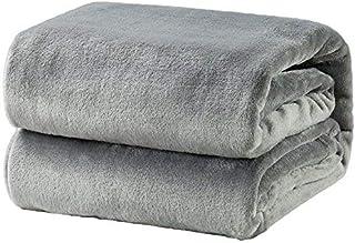 Bedsure Mantas para Sofás de Franela 150x200 cm - Manta
