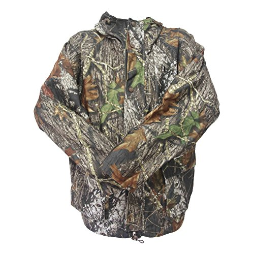 Wildfowler Waterproof Parka, 4X-Large, Mossy Oak Break Up
