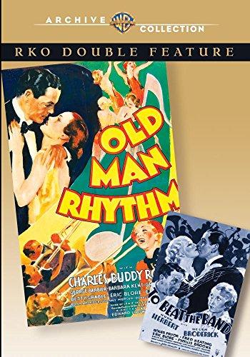 Rko Double Feature: Old Man Rhythm / To Beat The [Edizione: Stati Uniti] [Italia] [DVD]