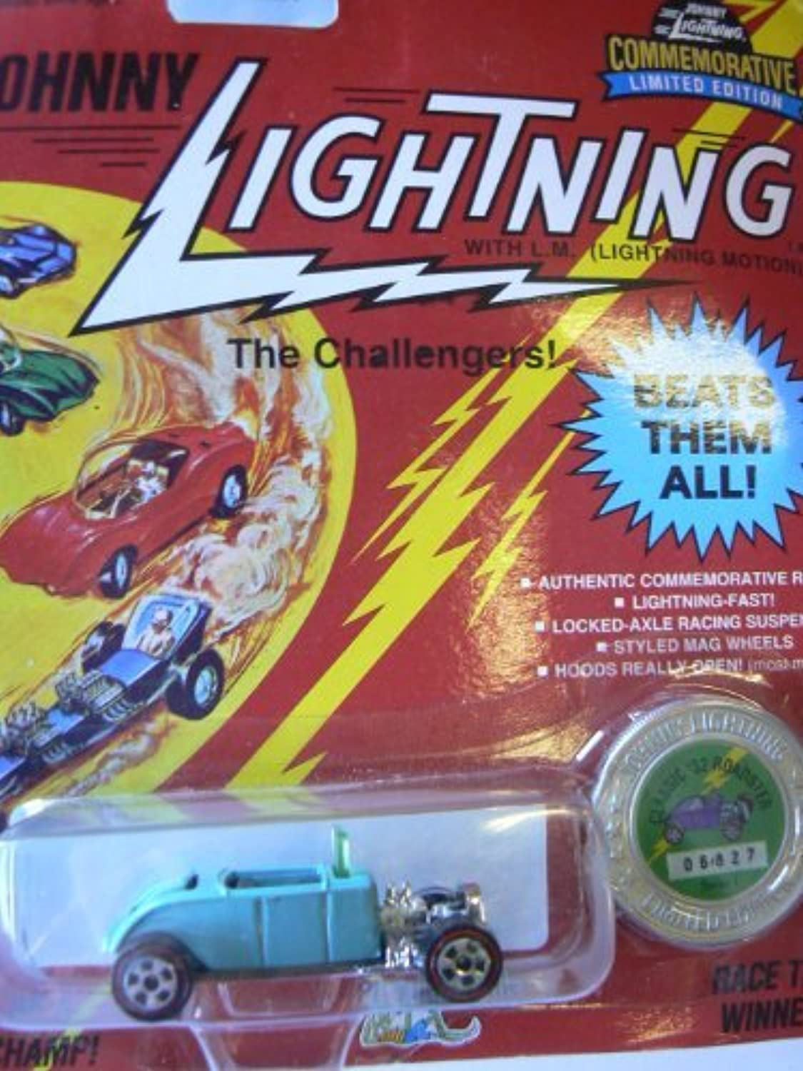 Johnny Lightning The Challengers Classic '32 Roadster Series I by Johnny Lightning