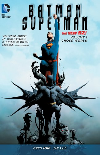 Batman/Superman Vol. 1: Cross World (The New 52) (Batman/Superman: The New 52) (English Edition)
