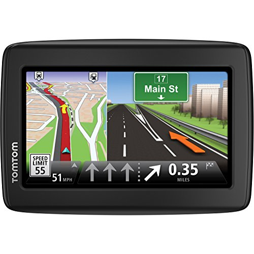 TomTom VIA 1410M 4.3-Inch Portable GPS Navigator with Lifetime Maps