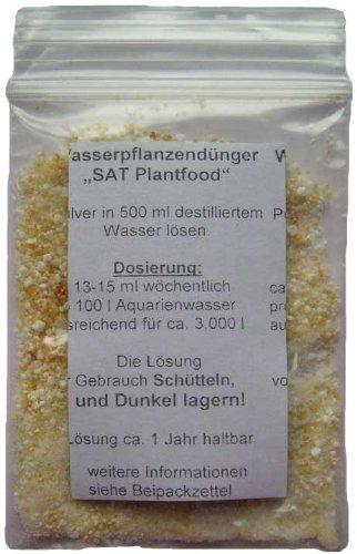 Aquarium Pflanzendünger für 3000 Liter (Pulver)
