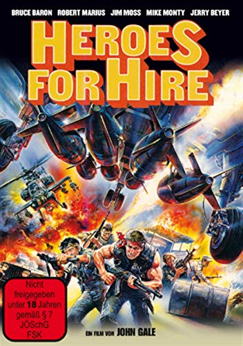 Heroes for Hire - Helden des Krieges