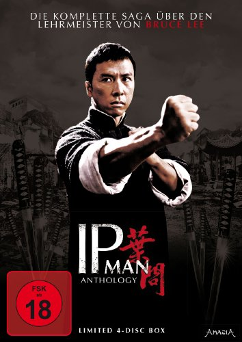Ip Man Anthology [Limited Edition] [4 DVDs]