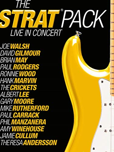 The Strat Pack - 50 Years of the Fender Stratocaster
