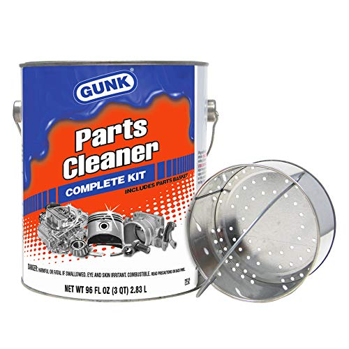 Gunk Cc3K Carburetor & Parts Cleaner