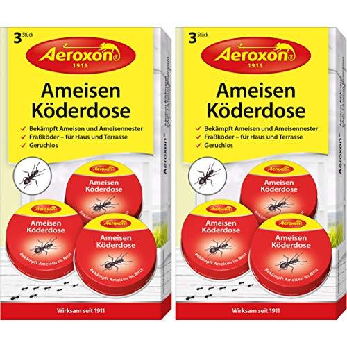 Aeroxon Ameisenfalle Bild
