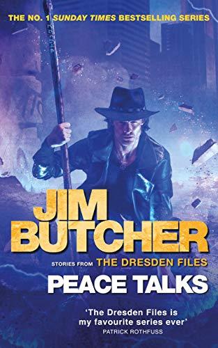 Peace Talks: The Dresden Files, Book Sixteen (English Edition)