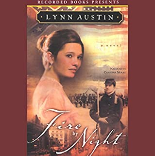 Fire by Night audiobook cover art