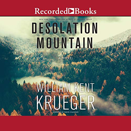 Couverture de Desolation Mountain