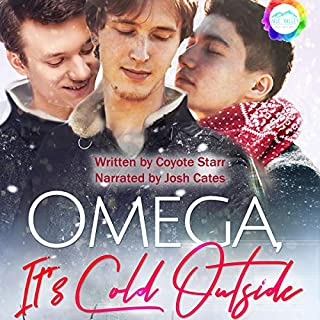 Omega, It's Cold Outside audiobook cover art