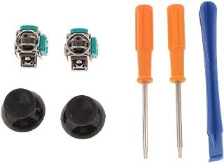 KESOTO Joystick 3D Analog Sticks Conjunto de Chaves de Fenda Thumbstick para Microsoft Xbox