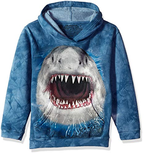 The Mountain Kids' Big Wicked Nasty Shark, Blue, Small
