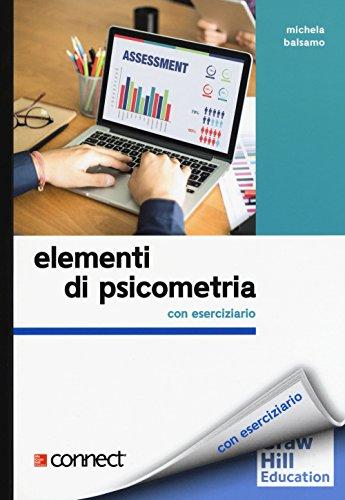Elementi di psicometria con eserciziario. Con Contenuto digitale per download e accesso on line