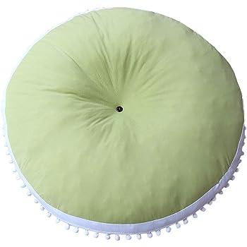 Abreeze Girls Flower Floor Pillow Seating Cushion Plum Bossom Seat ...