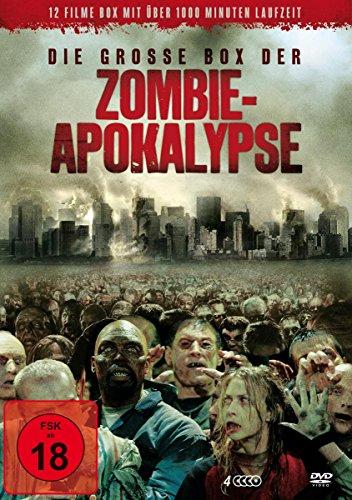 Die große Box der Zombie-Apokalpse [4 DVDs]