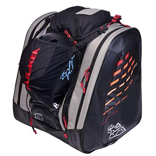 Kulkea Thermal Trekker Heated Boot Bag (Grey/Black/Red)