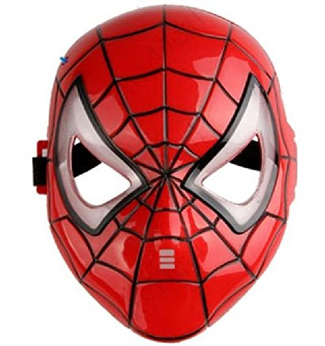 Mondial-fete - Masque araignée red