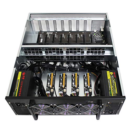 DBG Eth GPU Mining Rig Set Completo Barebone USB...