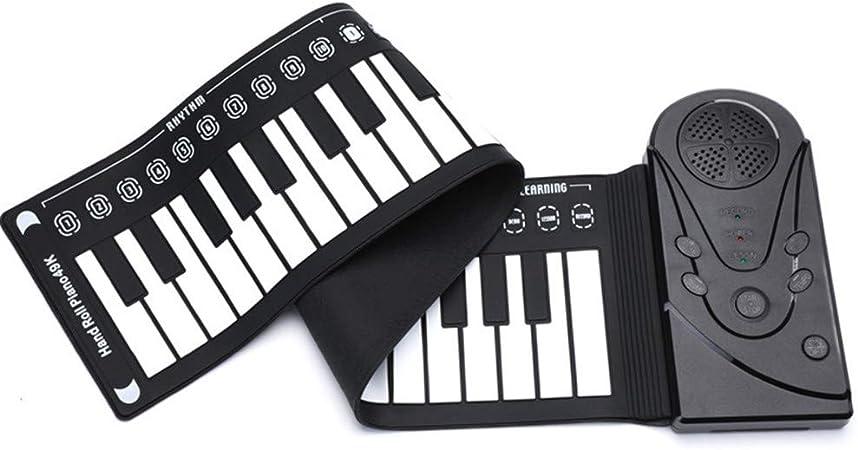 Rollo de teclado de piano electrónico Rollo de teclado de ...