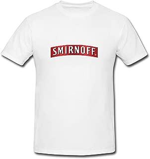 Smirnoff Alcohol Vodka Drink T-Shirt Design - Modern Look - Eye-Catching T-Shirt