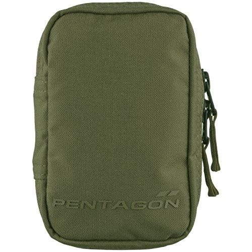 Pentagon Kyvos Pochette Utilitaire Olive Vert