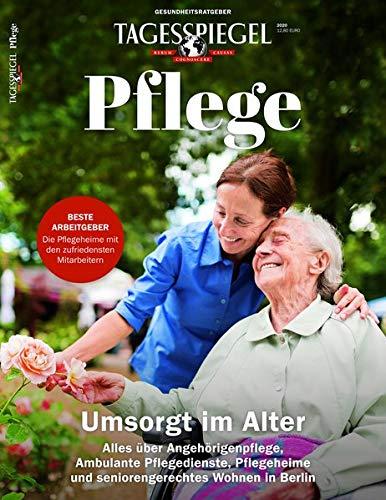 Pflege: Tagesspiegel Gesundheitsratgeber