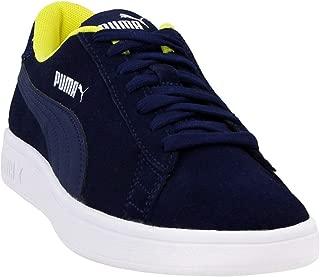 Boys Smash V2 Denim Junior Casual Sneakers,