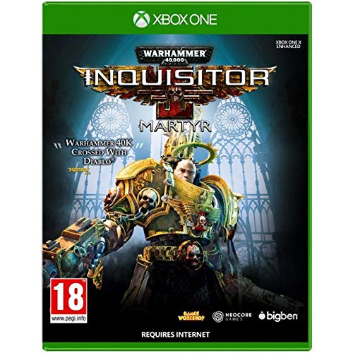 Warhammer 40000: Inquisitor - Martyr Xbox1 [ ]